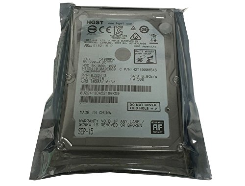 HP New Genuine ZBook 14,15,17 1TB 5400 RPM 2.5 inch Hard Drive 676521-001