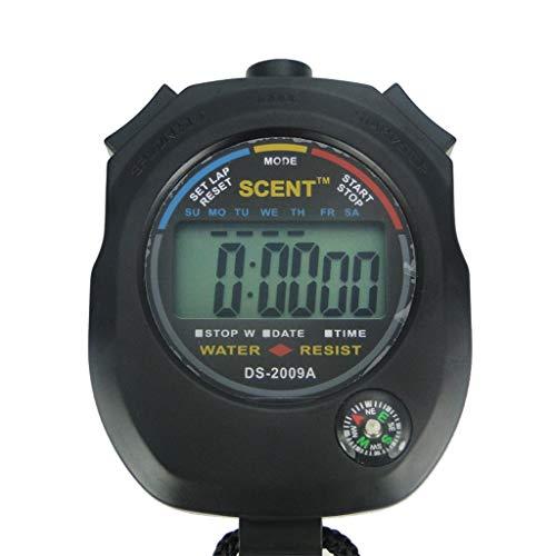 Digitale keukencountdown-magnetische timer stopwatch scheidsrechter sport fitness atletiek elektronisch