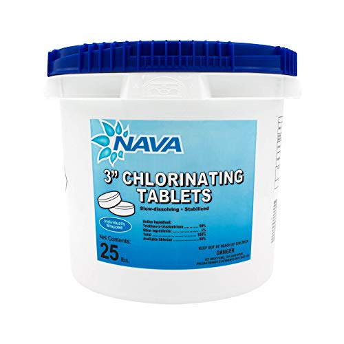 Best 3 inch chlorine tablets review 2021 - Top Pick