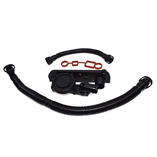 Kit de juntas de válvula de ventilación para cárter PCV 06F129101N, 06F103221E, 06F103235 para VWS Jetta Passat Audis A3 A4 2002 2003 2004 2005 2006 2007 2008 2009 2010 2011 2012 2013
