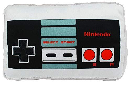 Character World Nintendo - Deko-Kissen - NES Controller (ca. 30 cm x 20 cm x 6 cm)