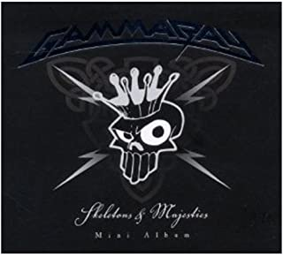 Skeletons And Majesties (Mini Album) by Gamma Ray