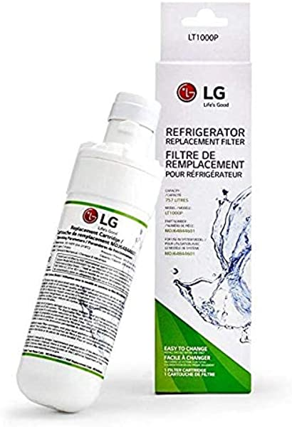 Pure Watering LT1000P 6month 200 Gallon Capacity Replacement Refrigerator Water Filter 1 Pack