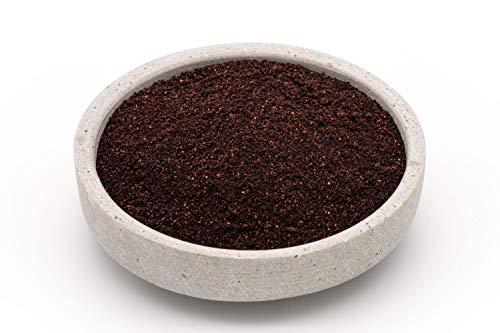 Bio borówki owocowe w proszku 200 g 100% owoc bez dodatków, jagody pełnoowocowe w proszku borówki, surowa żywność suszona na słońcu (nie suszona na liście)