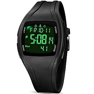 READ Digital Sport Armbanduhr Schrittzähler