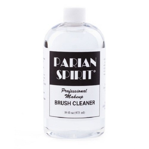 Parian Spirit Professional Makeup Brush Cleaner, PS16, 16 Fluid Ounce