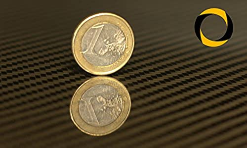 Ascending Composites CFK Platte Premium Glänzend 1,1 mm x 300 mm x 600 mm