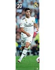 Erik Editores Poster Puerta Real Madrid 2018/2019 Asensio