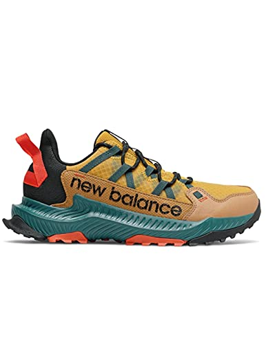 New Balance MTSHAV1, Chaussure de Trail Homme, Harvest Gold, 44 EU