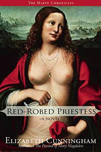 Image of Red-Robed Priestess: A Novel (The Maeve Chronicles (4))