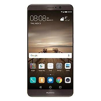 Huawei Mate 9 MHA-L29 4GB / 64GB 5.9-inch 4G LTE Dual SIM FACTORY UNLOCKED - International Stock No Warranty  MOCHA BROWN