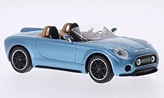 Mini Superleggera Vision concept, metallic-light blue, 2014, Model Car, Ready-made, Premium X 1:43