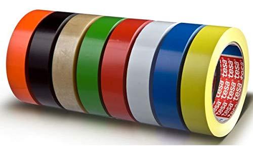 Marrone 66M 50mm tesa 04195-00001-04 Nastro da imballaggio in Polipropilene