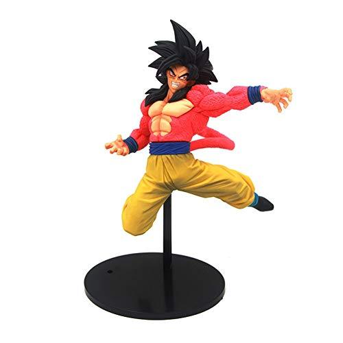 QI-shanping Dragon Ball Super Saiyan Goku FES Special Ver. Super Saiyan 4 Son Goku Abbildung