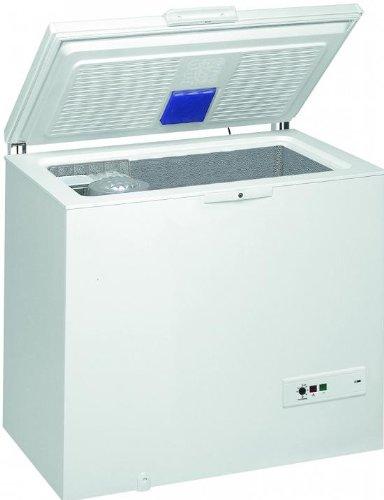 Whirlpool WHM25112 Gefriertruhe / A++ / Gefrieren: 251 L / spAce+ / Supergefrieren