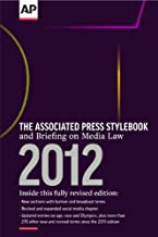 THE ASSOCIATED PRESS STYLEBOOK 2012 [Spiral-bound] {The Associated Press Stylebook and Briefing on Media Law 2011}{ASSOC.PR.STYLEBOOK 2012}
