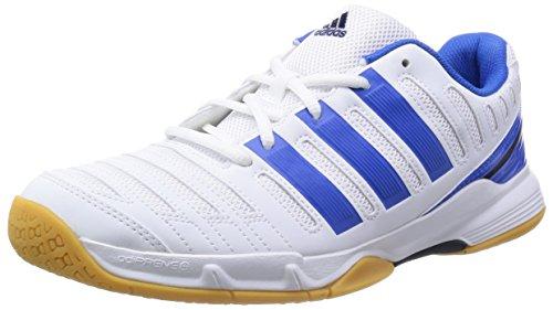Adidas Performance Essence 11, Chaussures de sports en salle Homme, Blanc, 46 EU