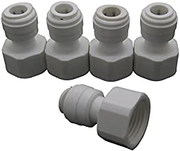 female connector tube fittings