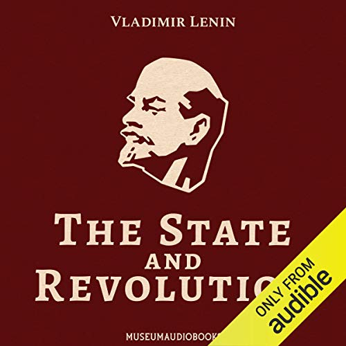 The State and Revolution audiobook cover art