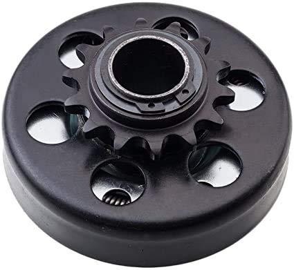 LAFORMO - Frizione centrifuga Go Kart 1' alesaggio 14 denti 40/41/420 catena Mini motore bici fino a 8HP, 2300 giri/min