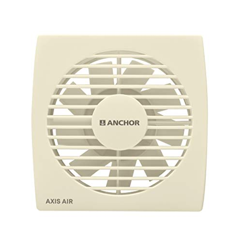 Anchor by Panasonic Axis Air - 150mm Ventilation Fan (Ivory)