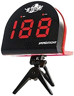 HockeyShot Puck and Ball Speed Radar Hockey Training Aid Large red 2 1/8