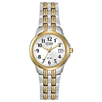 Citizen Watches EW1544-53A Eco-Drive Silhouette Watch Deals