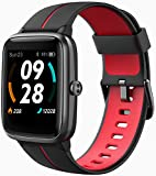 Blackview Smart Watch, Built-in GPS Smartwatch, Fitness Tracker With Heart Rate Sleep Monitor, 5ATM Waterproof Activity Tracker With Customized Dial, Smart Watches for Men Women for Android iOS Phone