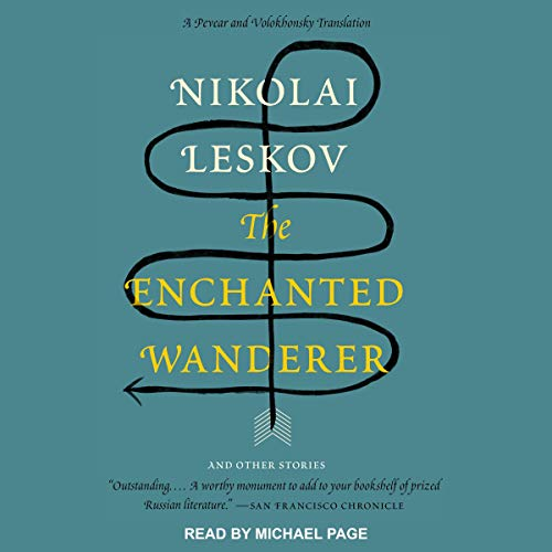 The Enchanted Wanderer cover art