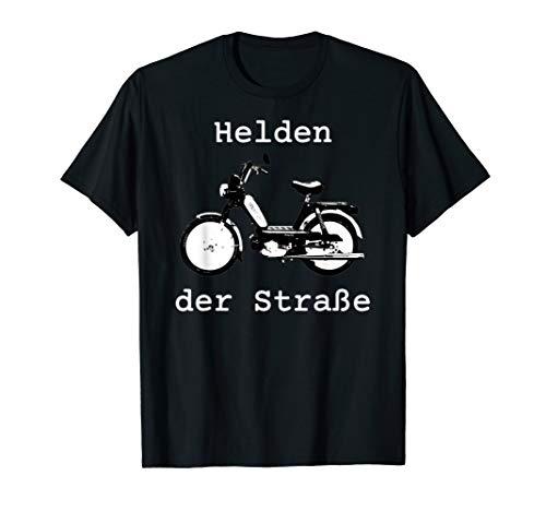 Helden der strasse hercules prima 5 25 kmh mofa Tshirt