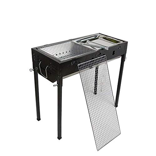 Why Should You Buy Nhlzj BBQ Supplies/Barbecue Easy Barbecues Set Charcoal Grill BBQ Grill 5-6 Peopl...