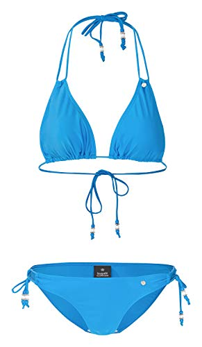 Bugatti® Damen Bikini in Marineblau, Rose oder schwarz (36, frenchblue)