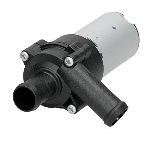 ECD Germany ZWP006 Zusatzwasserpumpe für Heizung Wasserumwälzpumpe Wasserpumpe Standheizung elektrisch 12V