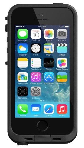 LifeProof Fre Custodia per iPhone 5/5S, Nero
