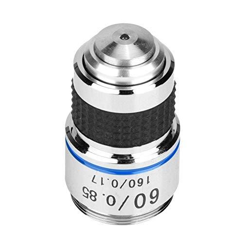 Maxmartt 60X 185 Biological Microscope Achromatic Objectives Lens 160/0.17