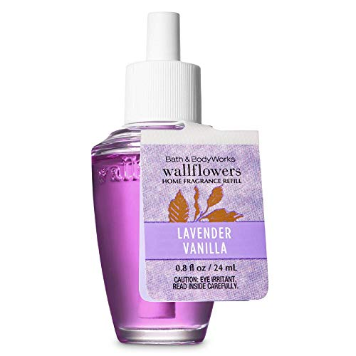 Wallflowers Bath Body Works Fragrance Refill Bulb Lavender Vanilla