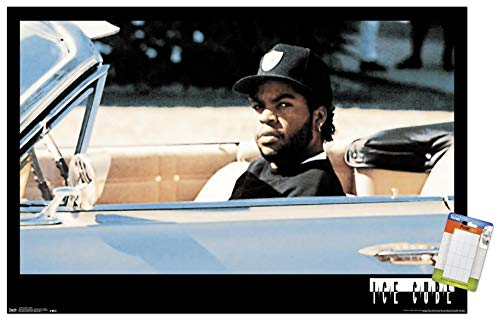 Trends International Ice Cube - Impala Wall Poster, 22.375