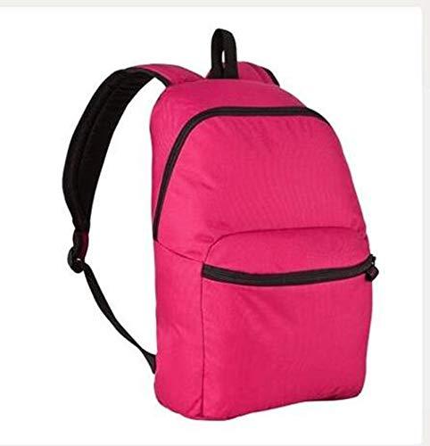 MFCJK outdoor leer CQL outdoor rugzak 17 l schooltas reistas sporttas schoudertas rugzak heren dames geel groen 41 x 27 x 14,5 cm Fashion