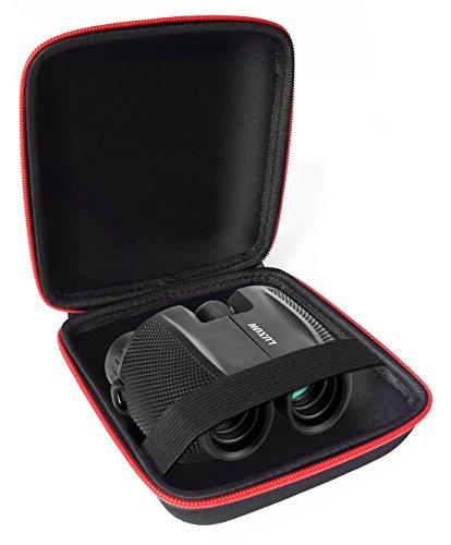 FitSand Hard Case Compatible for SGODDE 10x25 Waterproof Compact Binoculars
