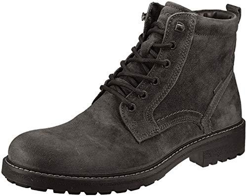 ARA Herren JAN 1124701 Desert Boots, Grau (Grey 25), 43 EU