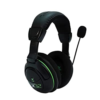Turtle Beach Ear Force X32 Wireless Gaming Headset Compatible with Xbox 360