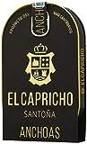 El Capricho Anchoas del Cantábrico en Aceite de Oliva Virgen...