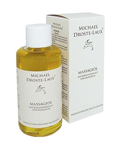 Droste-Laux Naturkosmetik Massageöl nach ayurvedischer Tradition, 100 ml
