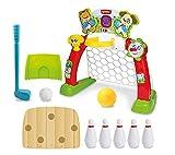 winfun Activity Center für Kinder, Grün und Rot (CPA Toy Group 7306003)