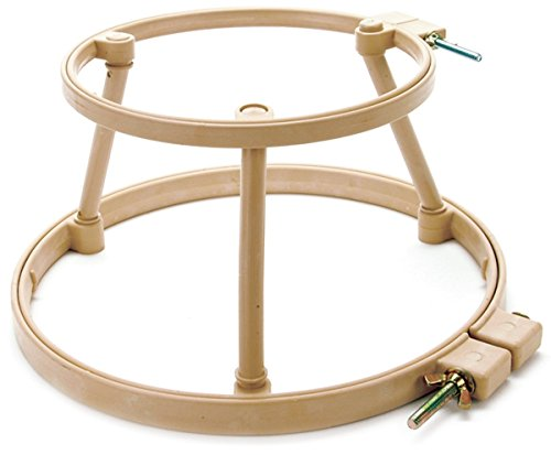 "Morgan Lap Stand Combo: 10"" & 14"" Hoops"
