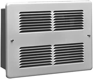 KING WHF2420 WHF Series Wall Heater, 2000W / 240V, White