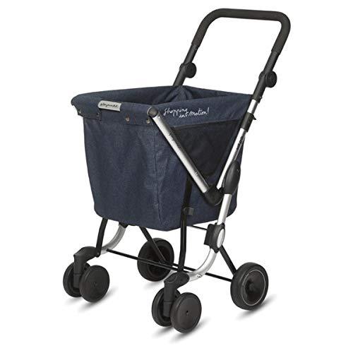 Playmarket Einkaufstrolley mit offener Tasche We Go Jeans