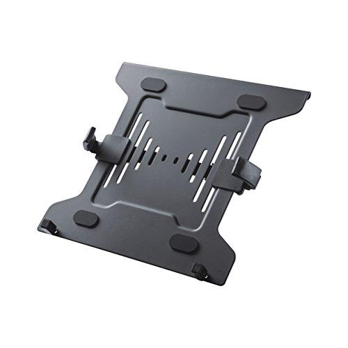 PureMounts PM-ADAPT-NB Notebookhalterung für VESA Tischhalterungen schwarz