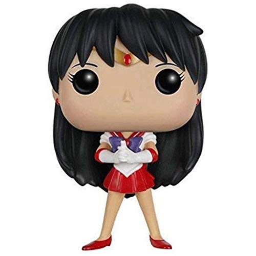Funko Pop Animation : Sailor Moon - Sailor Mars 3.75inch Vinyl Gift for Anime Fans (Without Box) SuperCollection