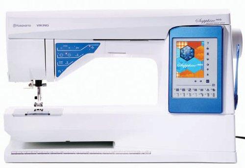 Husqvarna 7393033081348 - Máquina de Coser Viking Sapphire 960q